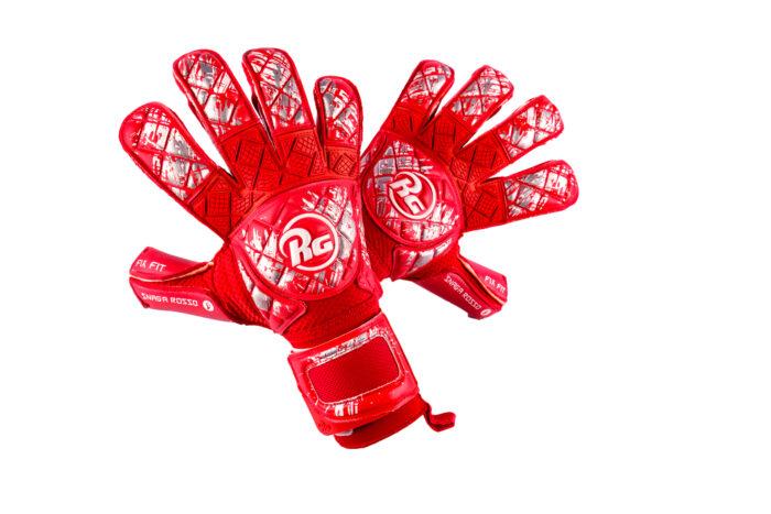 Målvaktshandske Snaga Rosso